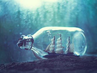 Bottled Dream by arefin03