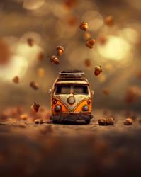 Autumn Days by arefin03