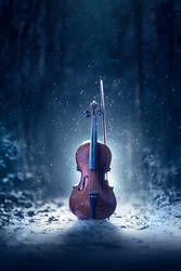 One last song of winter by arefin03