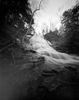 waterfall pinhole