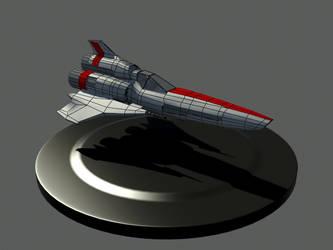 Viper II BSG by Plasma3D