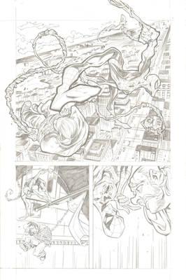 Spiderman Sample 01