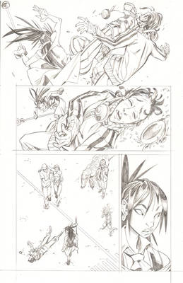 Runaways Sample pg21