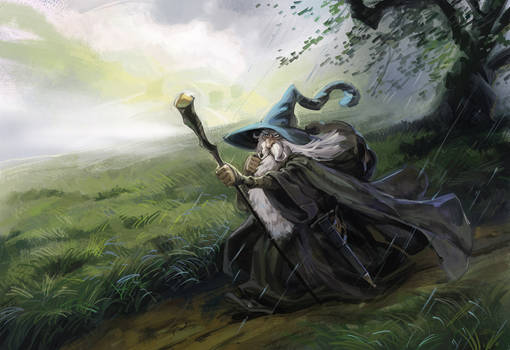 JohnHowe Gandalf