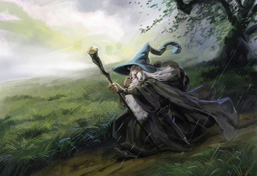 JohnHowe Gandalf