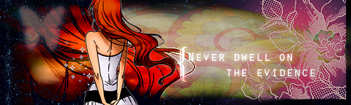 { Never dwell on the evidence :.: Orihime Inoue by hexenjagd