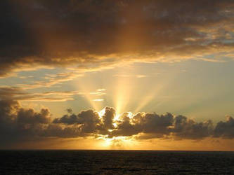 A Rising Sun by calelogan
