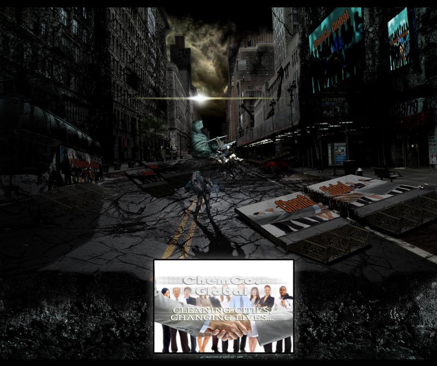 Dead Silence by Jaymar2010