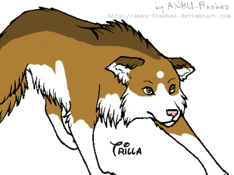 Trilla My OC by cande1514