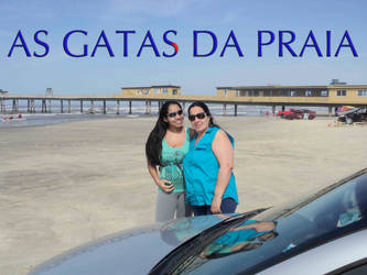 As Gatas da Praia by JSouza88