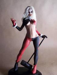 Harley Quinn by spectrestudios