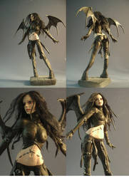 hell raiser fairy. by spectrestudios