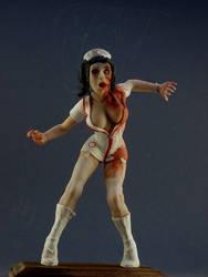 Zombie Hooker by spectrestudios