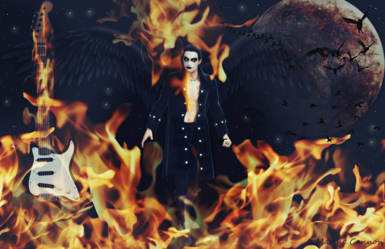Back from hell, back for revenge