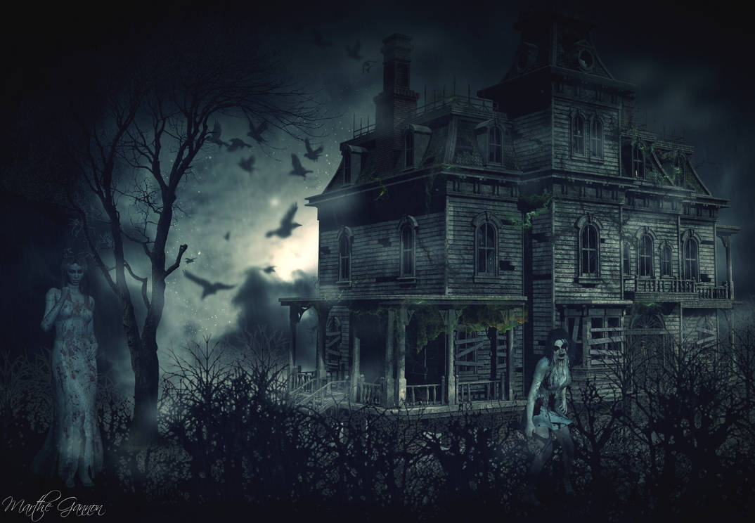 Haunted House Contest 2021