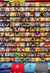 Smash Bros Legends (Dream Roster)