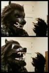 Werewolf Mask 2013