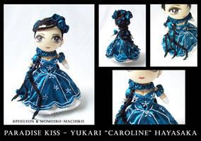 Paradise Kiss - Caroline by momoiro-machiko