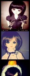 BJD Family by momoiro-machiko