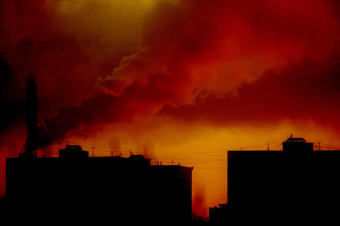 Hell on Earth by Mafon