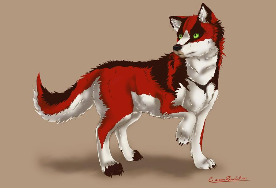 Commission: Ilia for ArtisticAngel15 by Crimson-Revelation