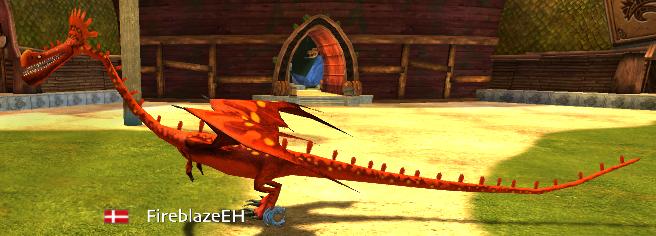 School of Dragons - Amberfrill The Hobblegrunt by Fireblaze625