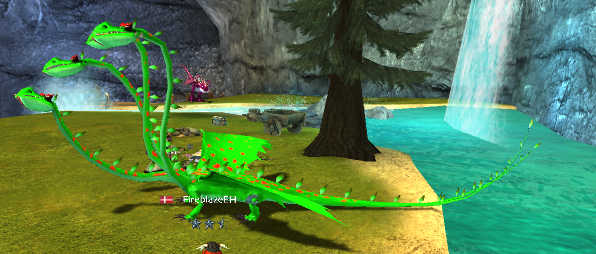 SoD - Haetoriso The Snaptrapper by Fireblaze625