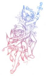 Teamwork by tyrowish