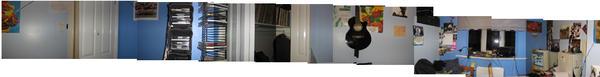 My Room, all the way around