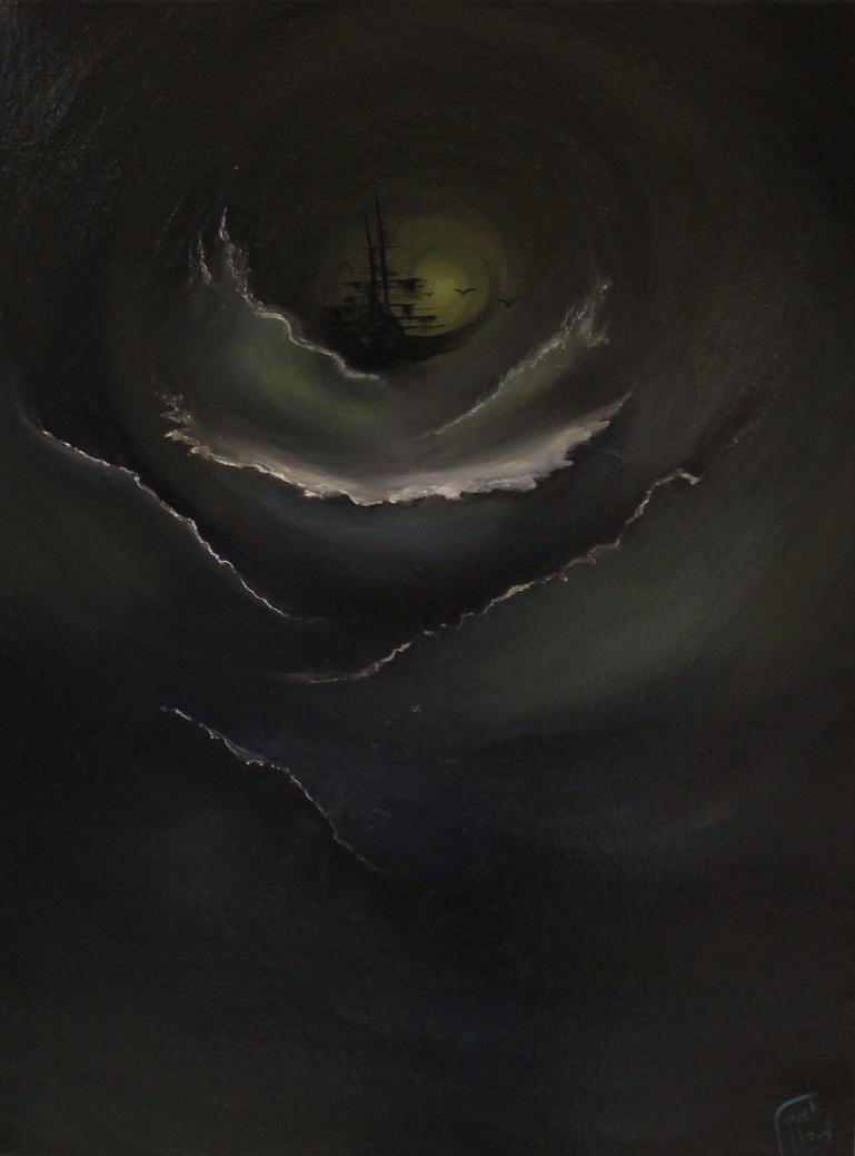 Against the flow by Guzeev