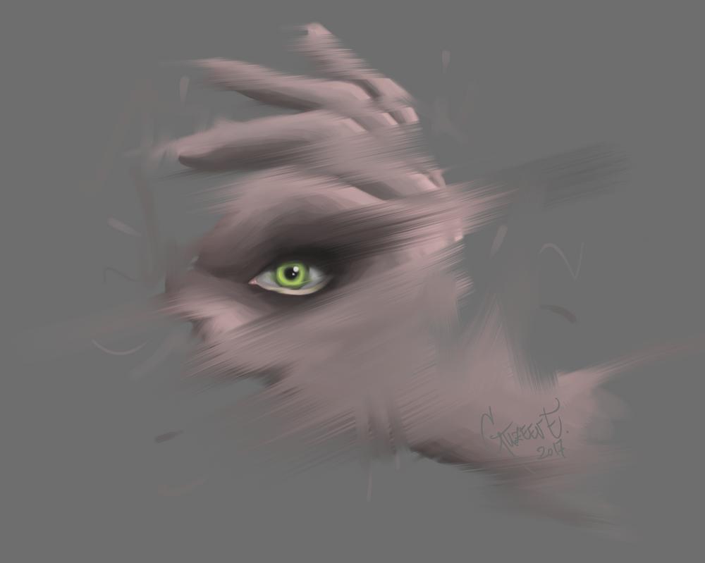 eye by Guzeev