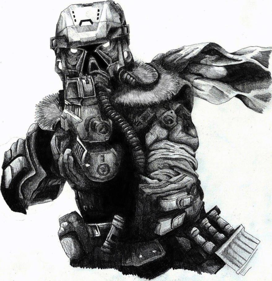Killzone 3 by GABRIELBIGBOSS