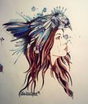 Blue Bird Hearts