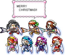 MERRY CHRISTMAS. by kittygirlxX