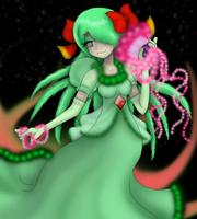 Lady Bow- Human by StellasStar