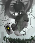 GLaDOS- Oh... It's you....