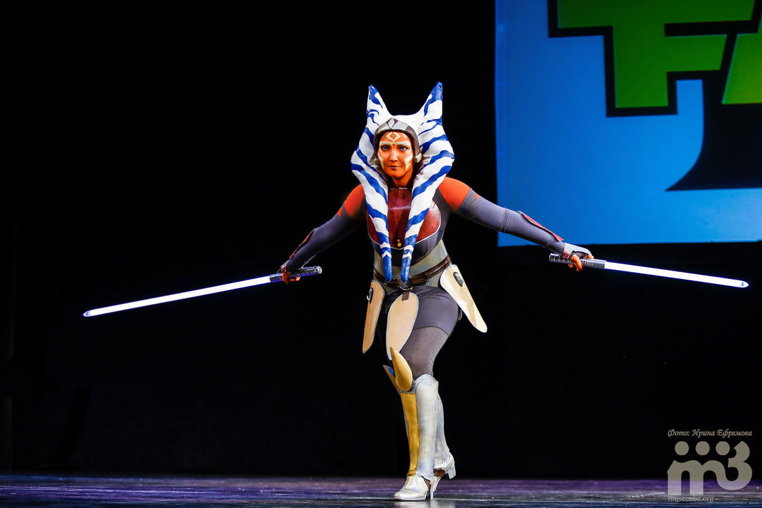 Ahsoka Tano From Rebels Cosplay Pt2 By GoldenCat-80087 On