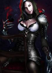 BlackDesert / SorceressOC by nurumayu35