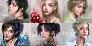 Attack on Titan / Girls (High school)