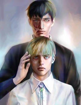 Attack on Titan / Dedicate your heart 1
