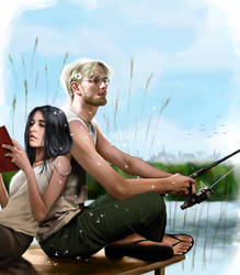 Attack on Titan / Zeke and Pieck