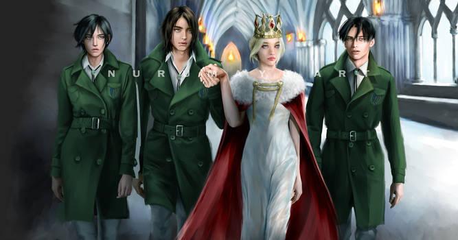 Queen Historia Reiss