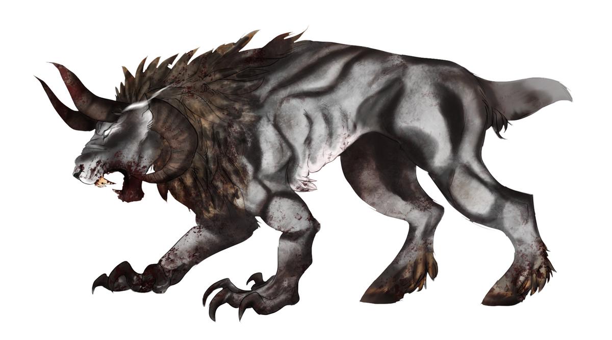 _reupload__ashen_beast_by_duskthecrocotta-damp5db.png
