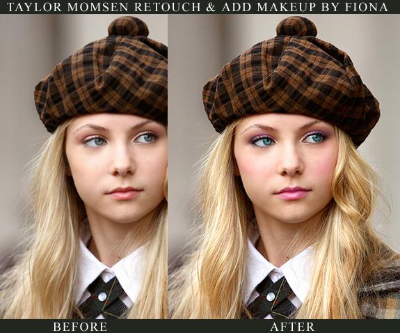 Taylor Momsen Retouch by FiFiiiii