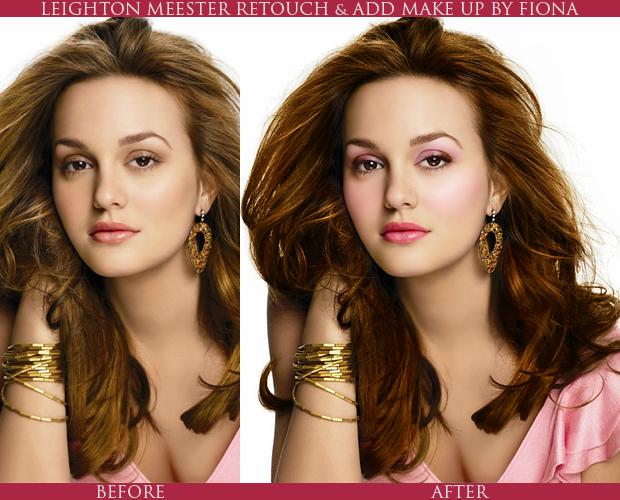 Leighton Meester Retouch 2 by FiFiiiii