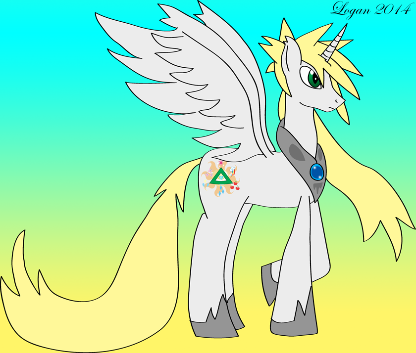 Voice of Harmony - Silver Guardian's Final Form by RPD490