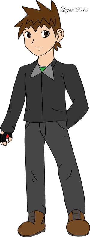 Logan - Younger - Sugimori Style by RPD490