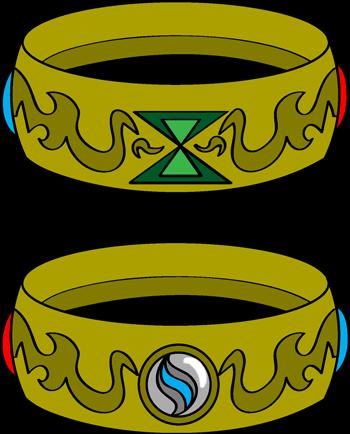 Time Bracelet by RPD490
