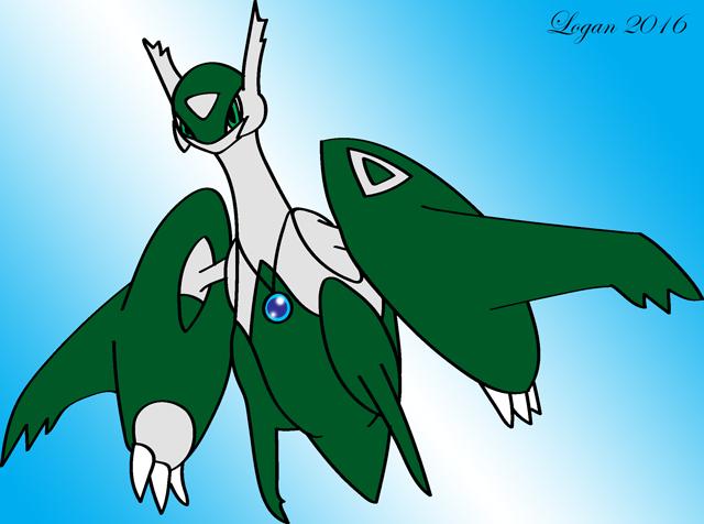 Logan - Mega Latios Form by RPD490