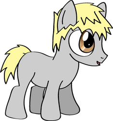 Silver Guardian - Colt by TheHeroofHarmony